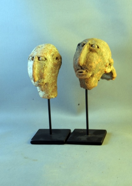 Ethiopian Clay Sculptures